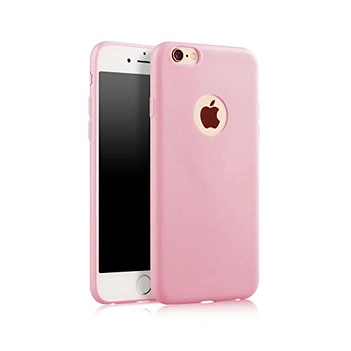 iPhone 6 6s Case Silicone Rubber Ultra Slim Cover Scratch-Resistant Protective Case for iPhone 6 6s 4.7