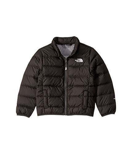 The North Face Boys' Andes Jacket, Asphalt Grey, Small