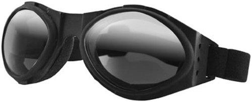 Balboa Bugeye Motorcycle Goggles - Mirror]()