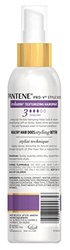 080878044856 - Pantene Pro-V Volume Touchable Non-Aerosol Hairspray 8.5 Fl Oz (Pack of 3) carousel main 1
