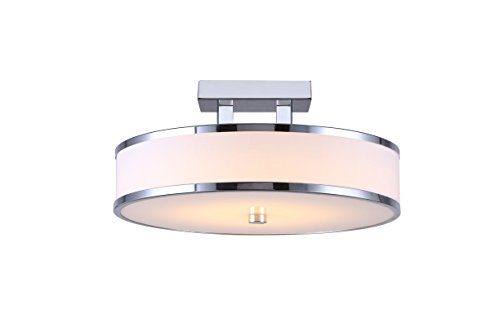 canarm-lfm101a13ch-foster-integrated-led-flush-mount-with-white-fabric-shade-and-flat-opal-glass-dif