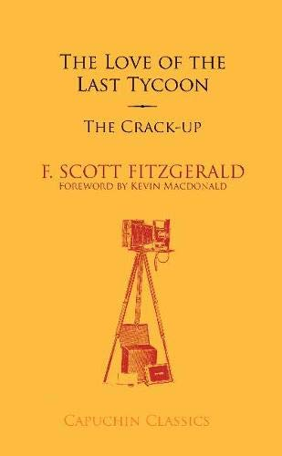 Book cover from Love of the Last Tycoon & The Crack-up by F. Scott Fitzgerald
