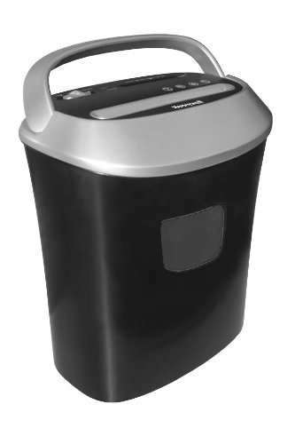 Honeywell 9112 Twelve Sheet Cross-Cut Paper Shredder