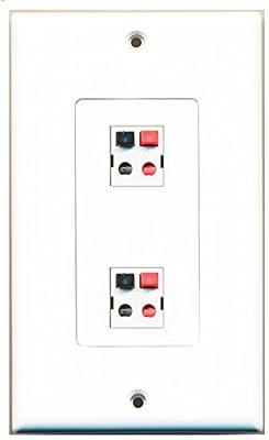 RiteAV - Speaker Decorative Wall Plate