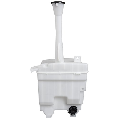 W/ S Washer Reservoir (Windshield Washer Reservoir w/ Pump For 2009-2013 Toyota Corolla fits TO1288142 / 8531512640 / 85315-12640)
