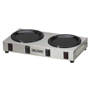 (BUNWX2 - Bunn Coffee Bunn Two Station Warmer Plate)