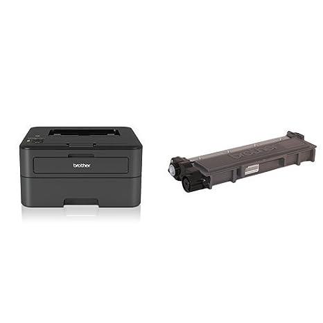 Brother HL-L2340DW Stampante Laser Bianco e Nero, A4, 2000 Pagine, 26 ppm, 10 s HLL2340DWG1 stampanti