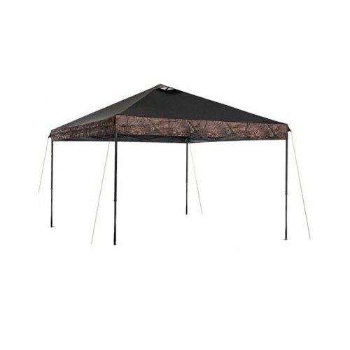 Ozark Trail 10 x 10 Straight Leg Instant Canopy with Realtree Xtra