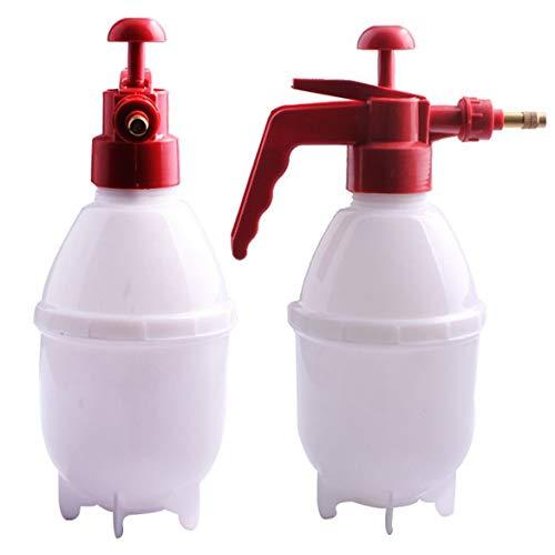Sprayers - Portable Garden Spray Bottle Kettle Pressure Sprayer Plant Flowers Watering Can Home Gardening - Gun Pest Acid Control Pump Water And Hand Titan Atomic