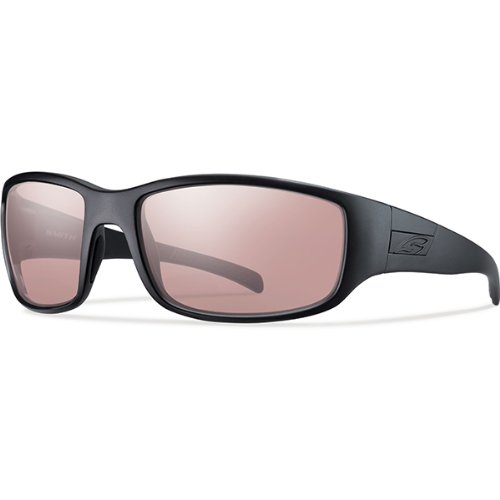 Smith Optics Elite Prospect Tactical Sunglass, Ignitor, - Smith Elite Tactical Sunglasses