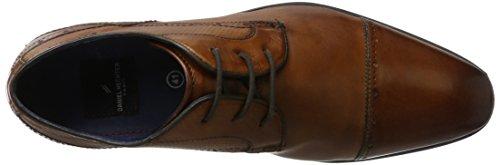 Daniel Hechter Herren 812302011100 Derbys Braun (Cognac)