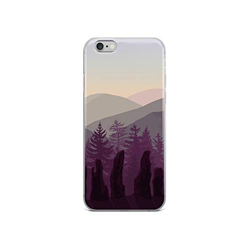 iPhone 6/6s Pure Clear Case Cases Cover Craigh Na Dun