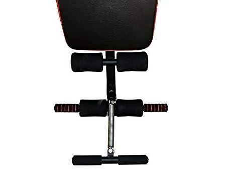 Pro10 Banco de musculacion/Entrenamiento Adjustable y Plegable Marca: Amazon.es: Deportes y aire libre