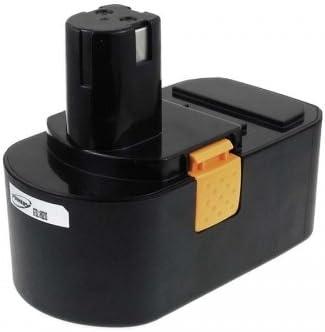 Batería para Aspirador de mano Ryobi VC180, 18 V, NiCd: Amazon.es ...