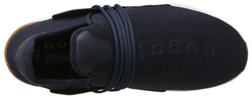 Bugatti 341305606900 - Zapatillas de casa Hombre Azul (Dark Blue)