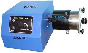 Ajanta 2 Kg Ball Mill Motor Driven Medical Equipment S-438 from Ajanta