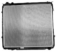 tyc-2376-toyota-sequoia-1-row-plastic-aluminum-replacement-radiator