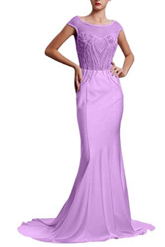 Ivydressing - Vestido - Estuche - para mujer morado