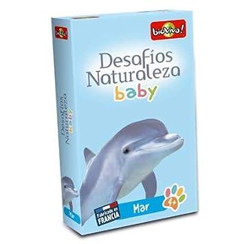 Bioviva - Juego De Cartas Desafíos De La Naturaleza: Amazon ...