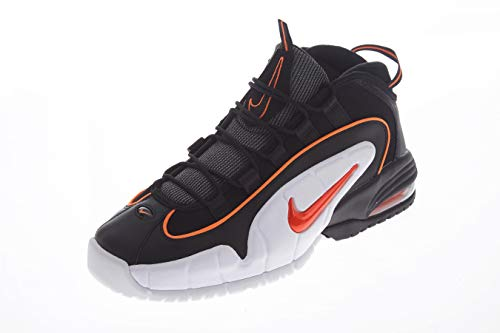 Nike Air Max Penny Men's Shoes Black/Total Orange/White 685153-002 (9.5 D(M) US) -  685153_001