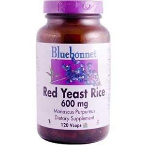 Levure de riz rouge 600mg - 120 - VegCap