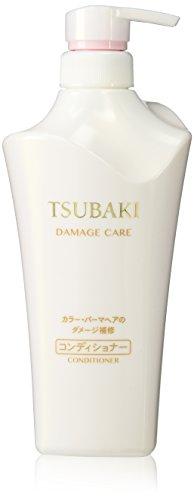 TSUBAKI Shiseido Damage Care Conditioner Pump Damage Care Shampoo
