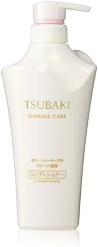 TSUBAKI Shiseido Damage Care Conditioner Pump
