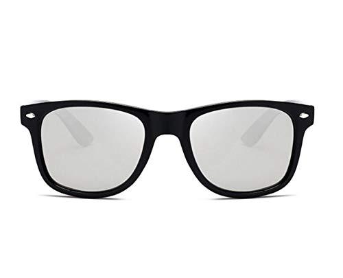 Hombres de polarizadas sol Gafas sol protectoras para los de Gafas viajar Ciclismo Gafas al sol hombres de Grey Conducción de Mujeres aire UV400 libre qH0Exw