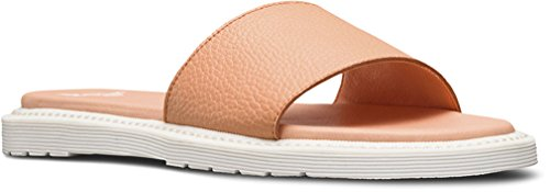 Dr. Martens Women's Cierra II Slide Sandals, Pink, 4 M UK, 6 M US