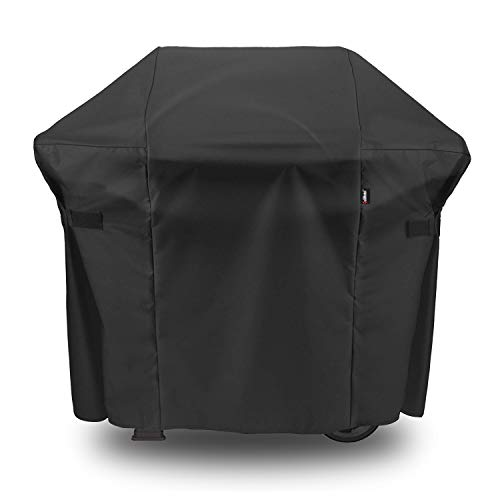 QuliMetal 7138 Premium Grill Cover for Weber Spirit 200 and Spirit II 200 Series Gas Grills (Compared to 7138), 48 Inches BBQ Grill Cover for Weber Spirit 210/ Spirit II E-210 Gills