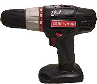 Craftsman C3 19 2 Volt 1 2 Inch Drill Driver Dd2010 Bare Tool No Battery Or Charger Bulk Packaged