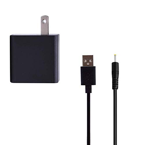 """Superer AC Charger for RCA Galileo Pro 11.5"""" Maven Pro 11.6"""" Voyager 7 7"""" Viking Pro ii iii 10.1"""" Cambio W101 V2 W1162 Atlas 10 Pro12 2-in-1 Tablet Power Supply Adapter Cord -  SP-03620"""