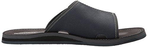 CLARKS Herren Lacono Bay Slide Sandale Blaue Kombination
