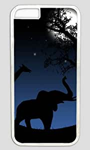 Animals Return Home DIY Hard Shell Transparent iphone 5s Case Perfect By Custom Service