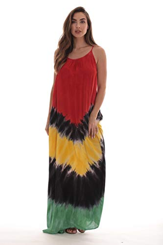 (Riviera Sun Rasta Maxi Dresses for Women)