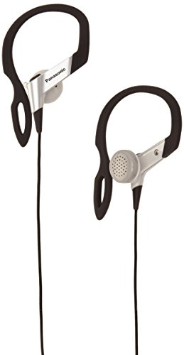 Panasonic RP-HS16-S In-Ear Earbud Heaphones with F...