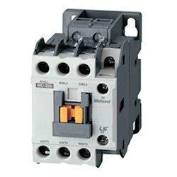 Contactor, 3 Pole, 22A, 1 NO/1 NC, 120VAC coil (50/60Hz), Screw ()