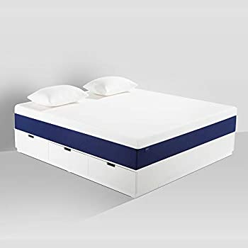 Molblly 12 inch Cool Gel Memory Foam Mattress with CertiPUR-US Certified Foam King Bed Mattress in a Box for Sleep Cooler & Pressure Relief, ...