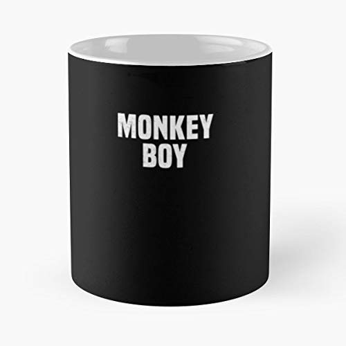 Monkey Boy Sarcastic Easy Halloween Costume - Funny Gifts For Men And Women Gift Coffee Mug Tea Cup White 11 Oz.the Best Holidays. ()
