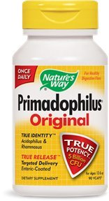 Nature's Way Primadophilus Original, 90 Vcaps - Allergy Aid 90 Cap