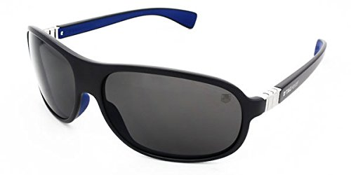 - Tag Heuer Legend TH9301 TH/9301 101 Black Round TagHeuer Sunglasses 64mm
