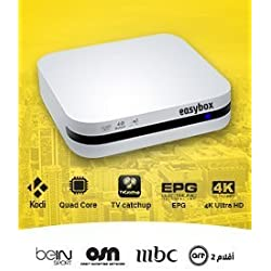 EASYBOX ARABIA IPTV New Easybox Arabic IPTV - Arabia - Watch Bein Sport HD - MBC HD - OSN HD - ART - Best Arabic IPTV box - Since 2011