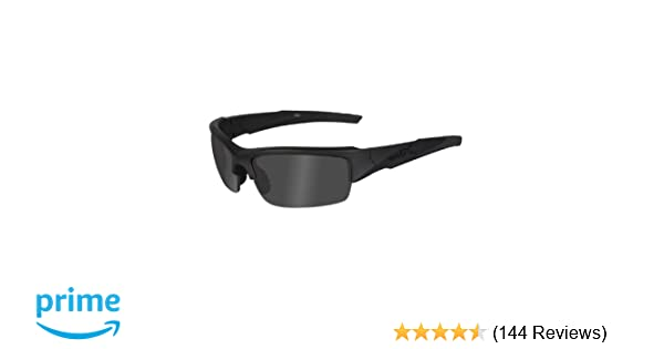 0175448a53a3 Amazon.com  Wiley X Valor Ops Sunglasses