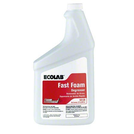 Ecolab Grease Express Fast Foam Degreaser- 32 FL OZ by Ecolab