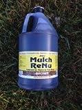 Mulch Dye- Dark Brown: 1 Gallon-Bring Color Back