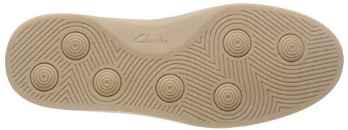 Zapatillas para Clarks Altas Nubuck Mujer Taupe Hale Rise Beige FxqxEI