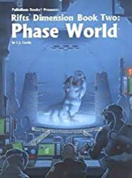 Rifts Dimension Book 2: Phase World