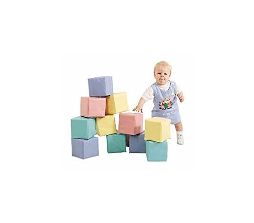 Toddler Baby Block - Set of 12 by Children's Factory