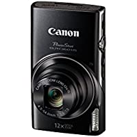 Canon PowerShot ELPH 360 HS (Black) with 12x Optical Zoom and Built-In Wi-Fi Advantages Review Image