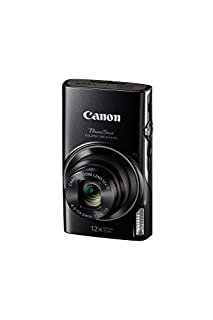 Canon PowerShot ELPH 360 HS Digital Camera (Black) (B01AA093UW) | Amazon Products